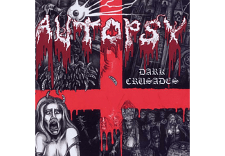 Autopsy - Dark Crusades - (CD + DVD Video)