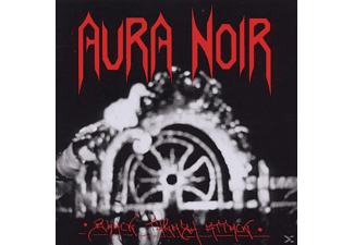 Aura Noir - Black Thrash Attack - (CD)