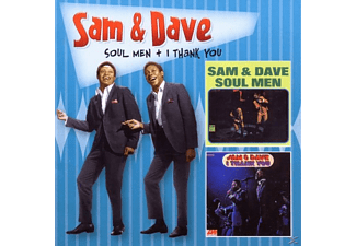 Sam & Dave - Soul Men+I Thank You - (CD)