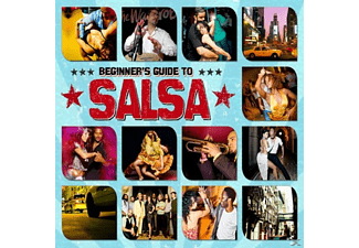 VARIOUS - Beginner's Guide To Salsa - (CD)