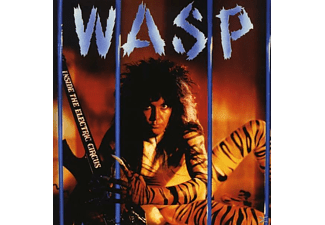 W.A.S.P. - Inside The Electric Circus - (Vinyl)