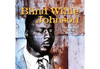 Blind Willie Johnson - The Soul Of A Man (Limited Edition) - (Vinyl)