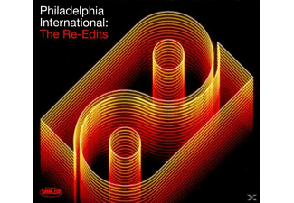 VARIOUS - Philadelphia International-The Re-Edits - (CD)