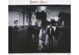 Deacon Blue - When The World Knows Your Name (Deluxe Edition) - (CD + DVD Video)