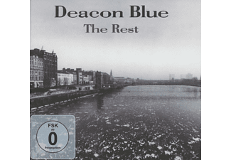 Deacon Blue - The Rest (Deluxe Edition) - (CD + DVD Video)