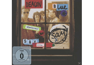 Deacon Blue - Whatever You Say, Say Nothing (Deluxe Edition) - (CD + DVD Video)