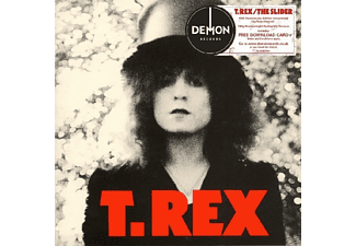 T. Rex - SLIDER (+DOWNLOAD) - (Vinyl)
