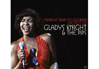 Gladys Knight - MIDNIGHT TRAIN TO GEORGIA, THE BEST - (CD)