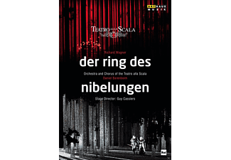 VARIOUS, Orchestra And Chorus Of The Teatro Alla Scala - Ring Der Nibelungen - (DVD)