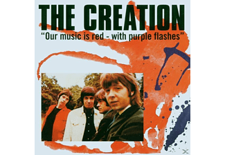The Creation - Our Music Is Red With Purple Flashes - (CD)
