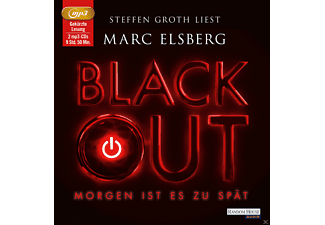 BLACKOUT - 2 MP3-CD - Krimi/Thriller