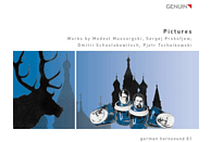 German Hornsound 8.1 - Pictures-Music For 8 Horns And Percussion [CD]