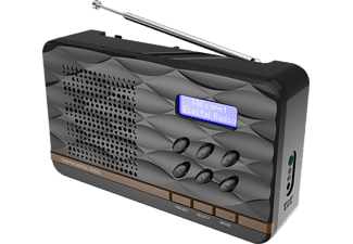 SOUNDMASTER DAB500SB, Digitalradio