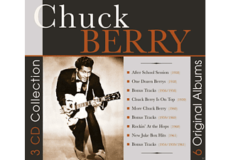 Chuck Berry - 6 Original Albums - (CD)