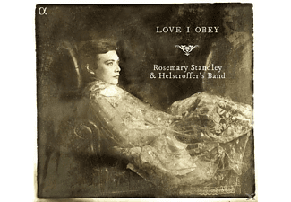 Rosemary Standley, Helstroffer's Band - Love I Obey [CD]