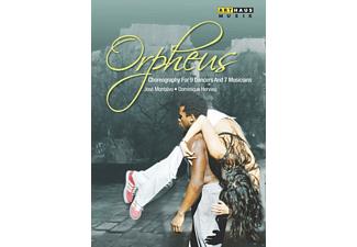 José Montalvo;Dominique Hervieu;Theatre National De Chaillot - Orpheus [DVD]