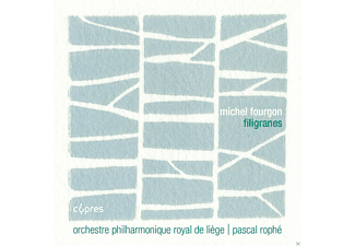 Orchestre Philharmonique Royal De Liege - Filigranes - (CD)