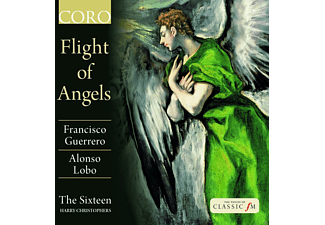 Various Composers, VARIOUS - Flight Of Angels-Music From The Golden Age In Sp - (CD)