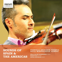 See-Schierenberg/Ruiz/Lisovskaya - Sounds Of Spain & The Americas [CD]
