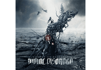 Divine Disorder - Garden Of Dystopia - (CD)