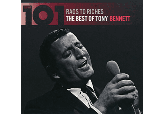 Tony Bennett - Rags To Riches-101-The Best Of Tony Bennent - (CD)