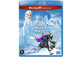 Frozen 3D | 3D Blu-ray