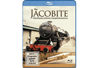 The Jacobite-Schottlands Schönste Dampflokomotive - (Blu-ray)