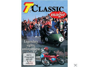 Tt Classic Magic - (DVD)