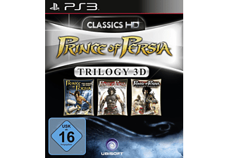 Prince of Persia ‐ Trilogy 3D - PlayStation 3