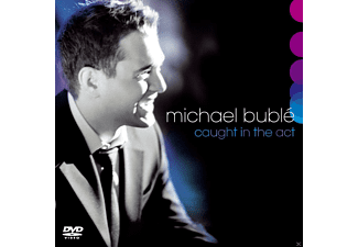 Michael Bublé - Caught In The Act - (CD + DVD)
