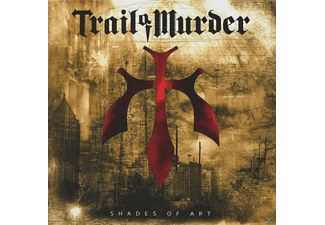 Trail Of Murder - Shades Of Art - (CD)