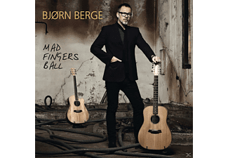 Bjorn Berge - Mad Fingers Ball - (CD)
