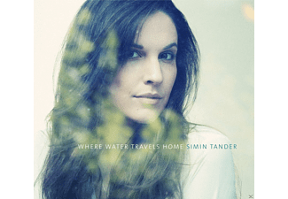 Simin Tander - Where Water Travels Home - (CD)