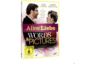 Words and Pictures (Alles Liebe) [DVD]