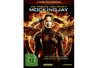 Die Tribute von Panem - Mockingjay Teil 1 (2 Disc Fan Edition) - (DVD)