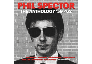 Phil Spector - ANTHOLOGY 1957-62 - (Vinyl)