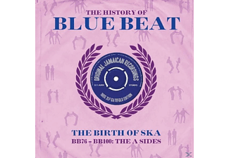 VARIOUS - History Of Blue Beat 4 - (Vinyl)