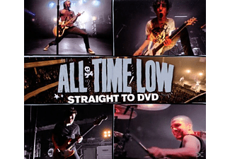 All Time Low - Straight To Dvd - (DVD)