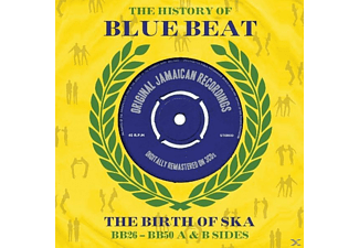 VARIOUS - THE HISTORY OF BLUEBEAT - A&B SIDES (GATEFOLD) - (Vinyl)
