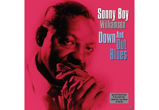 Sonny Boy Williamson - DOWN AND OUT BLUES (180G/GATEFOLD) - (Vinyl)