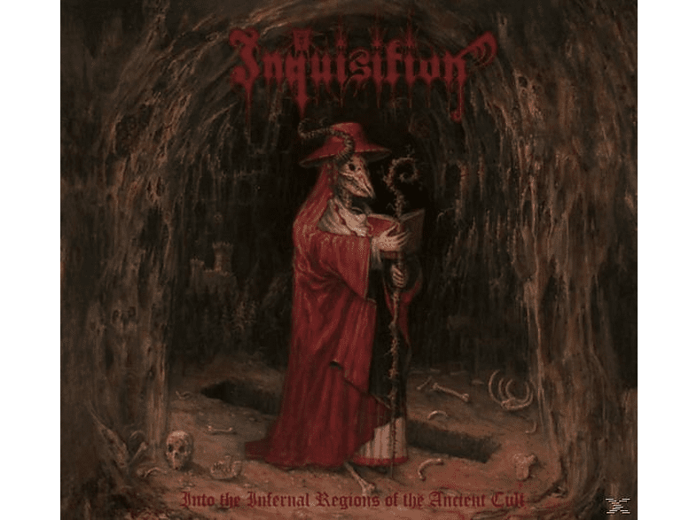 Inquisition - Into The Infernal Regions Of The Ancient Cult [CD]