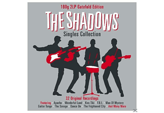The Shadows - SINGLES COLLECTION - (Vinyl)