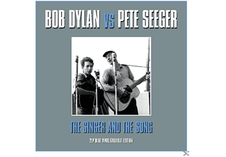 Bob & Seeger, Pete Dylan - The Singer & The Song - (Vinyl)