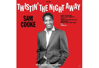 Sam Cooke - Twistin' The Night Away - (Vinyl)