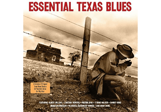 VARIOUS - ESSENTIAL TEXAS BLUES (180G/GATEFOLD) - (Vinyl)
