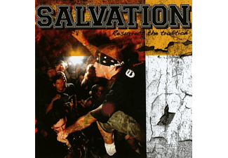 Salvation - Resurrect The Tradition [CD]