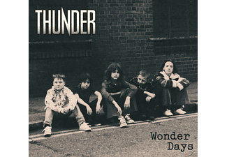 Thunder - Wonder Days - Limited Deluxe Edition (CD)