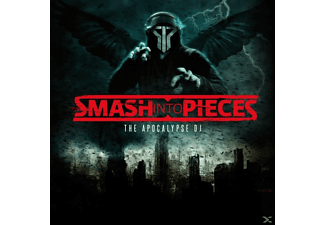 Smash Into Pieces - The Apocalypse Dj - (CD)