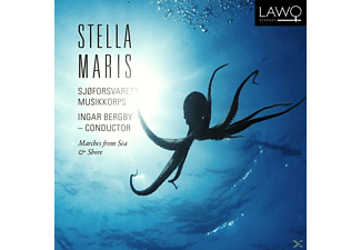 The Norwegian Navy Band Bergen - Stella Maris-Marches from Sea & Shore - (CD)