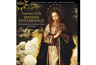 The Choir Of Westminster Cathedral, VARIOUS - Treasures Of The Spanish Renaissance [CD]